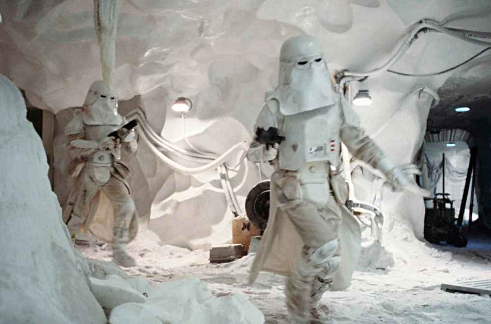 Image result for snowtroopers
