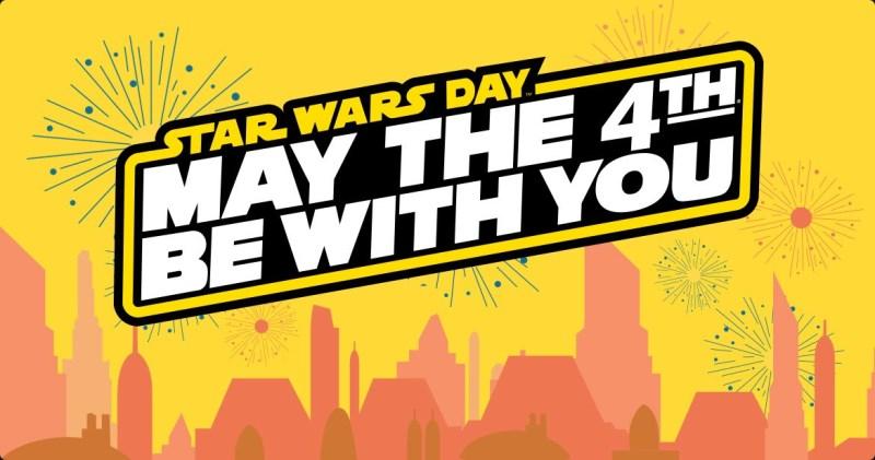 Risultati immagini per star wars day