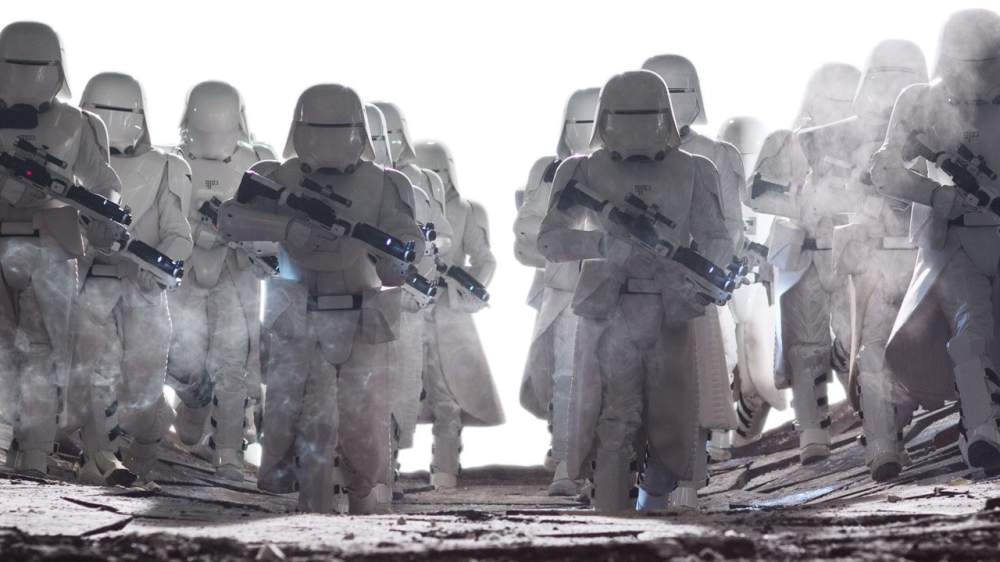 Image result for first order snowtroopers