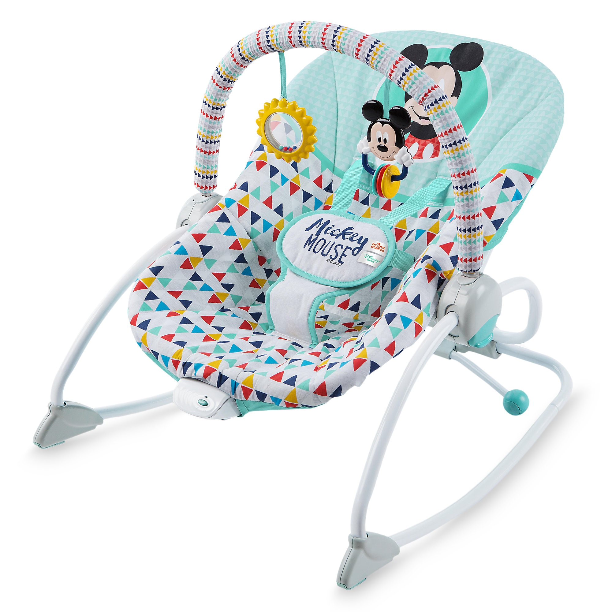 Mickey Mouse Chairs For Toddlers Mickey Mouse Infant To Toddler Rocker By Bright Starts