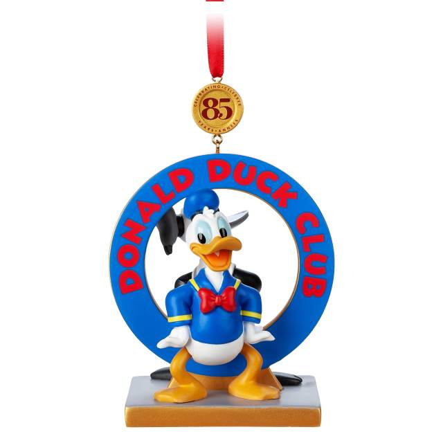 Donald Duck Legacy Sketchbook Ornament - Limited Release Official shopDisney
