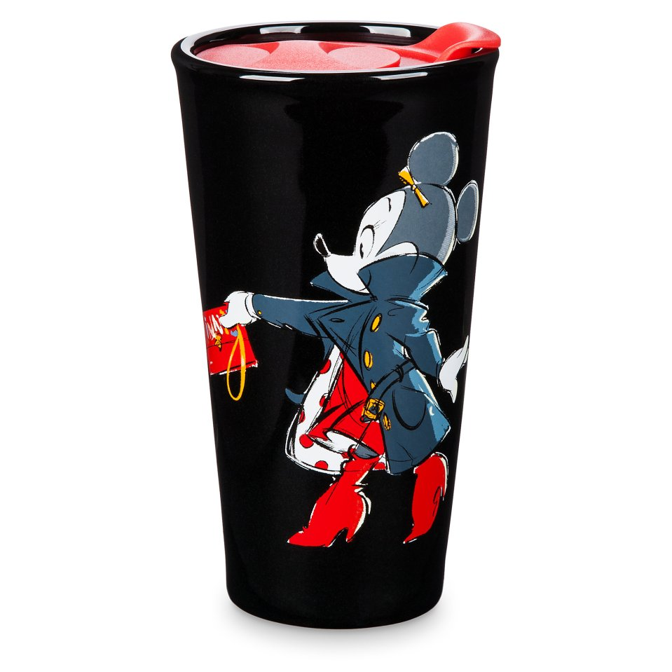 Product Image of Minnie Mouse Club Ceramic Travel Tumbler # 1
