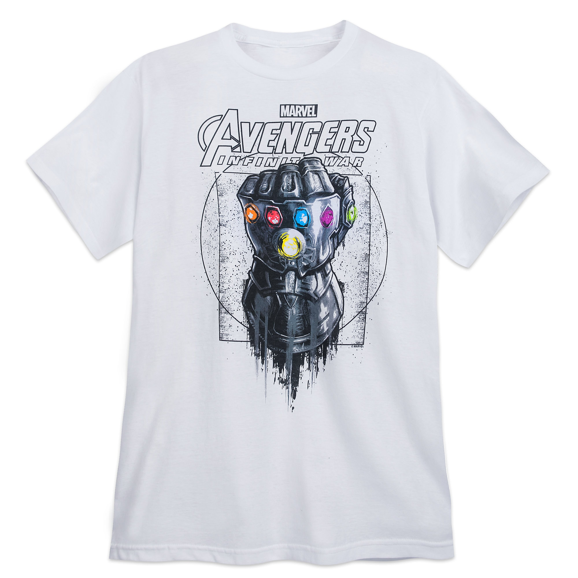Infinity Gauntlet TShirt for Adults  Marvels Avengers Infinity War  shopDisney