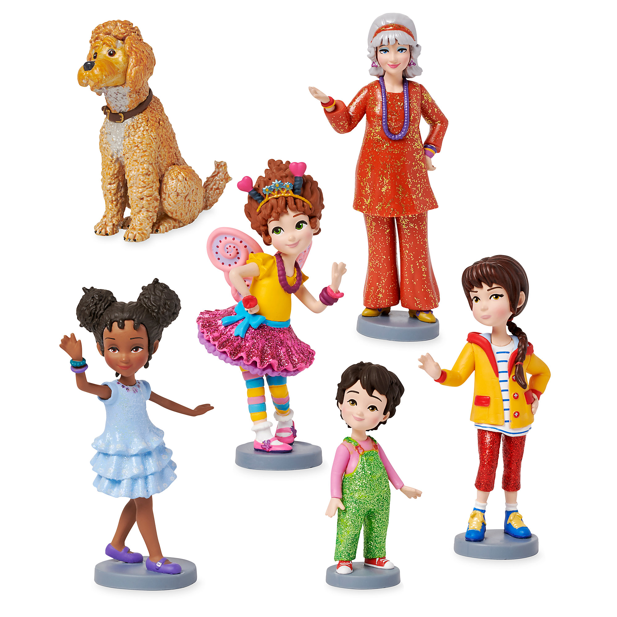hight resolution of product image of fancy nancy figure play set 1