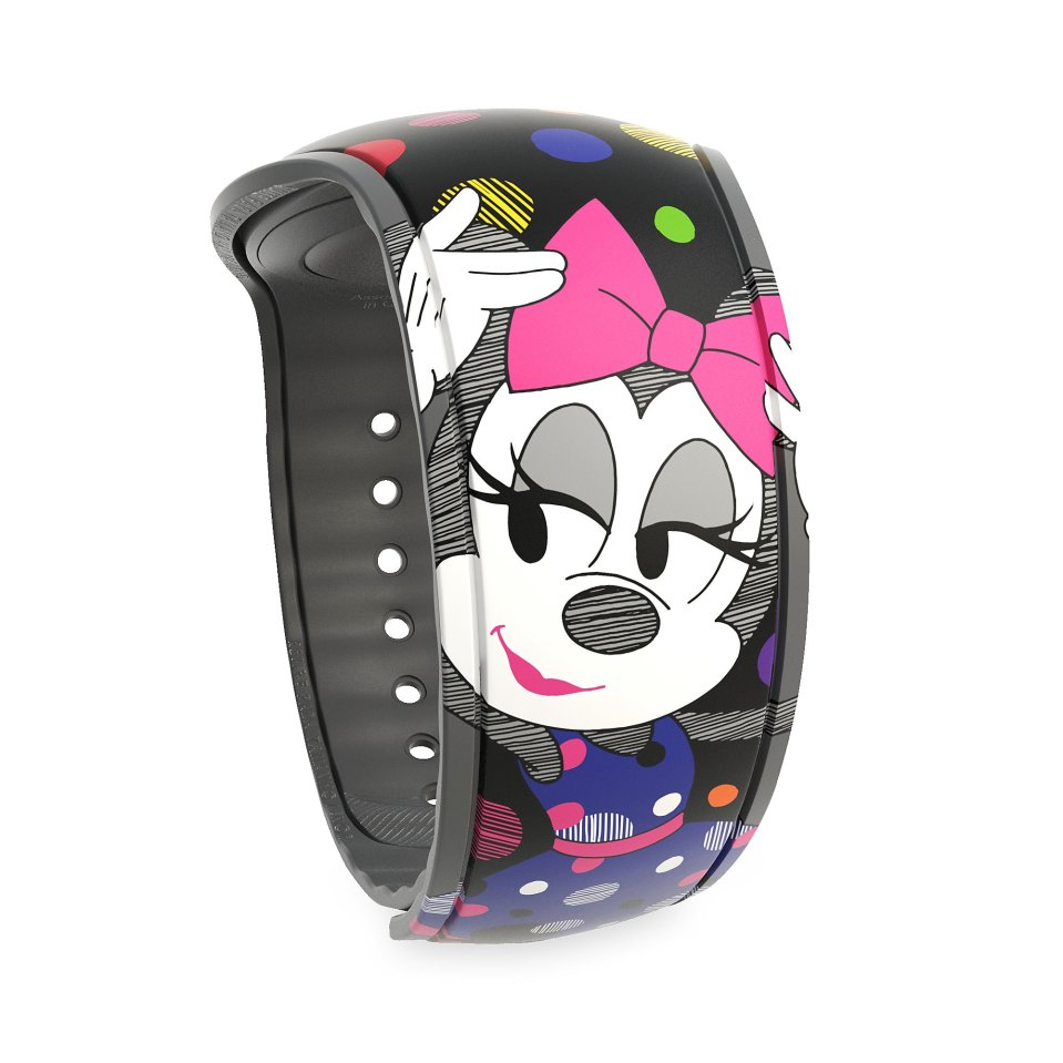 Product Image of Minnie Mouse MagicBand 2 # 1