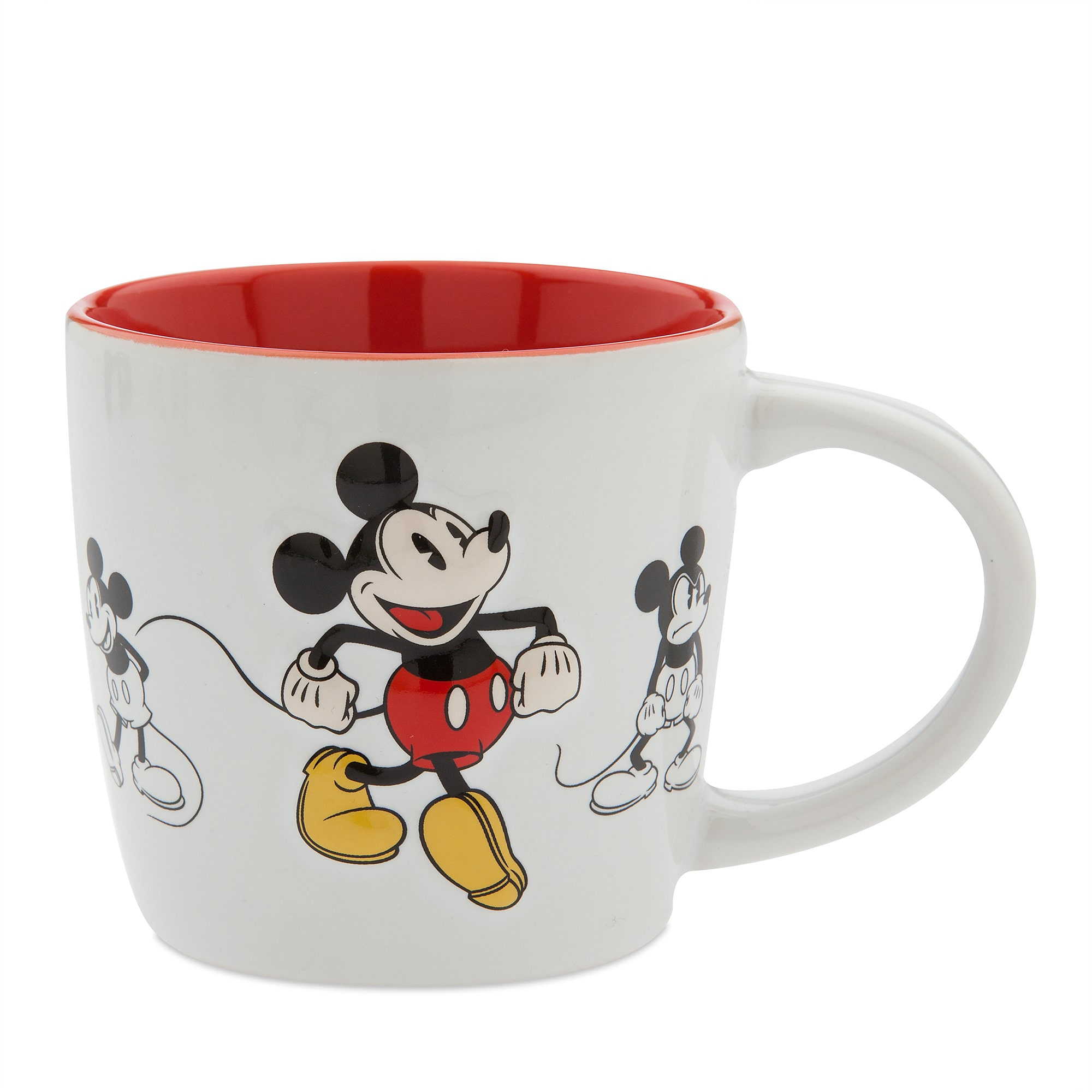 Mickey Mouse Decal Mug  shopDisney