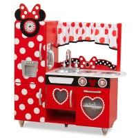 Minnie Mouse Vintage Play Kitchen by KidKraft | shopDisney
