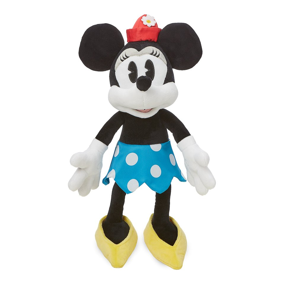 Product Image of Minnie Mouse Classic Plush - Medium - 19'' # 1