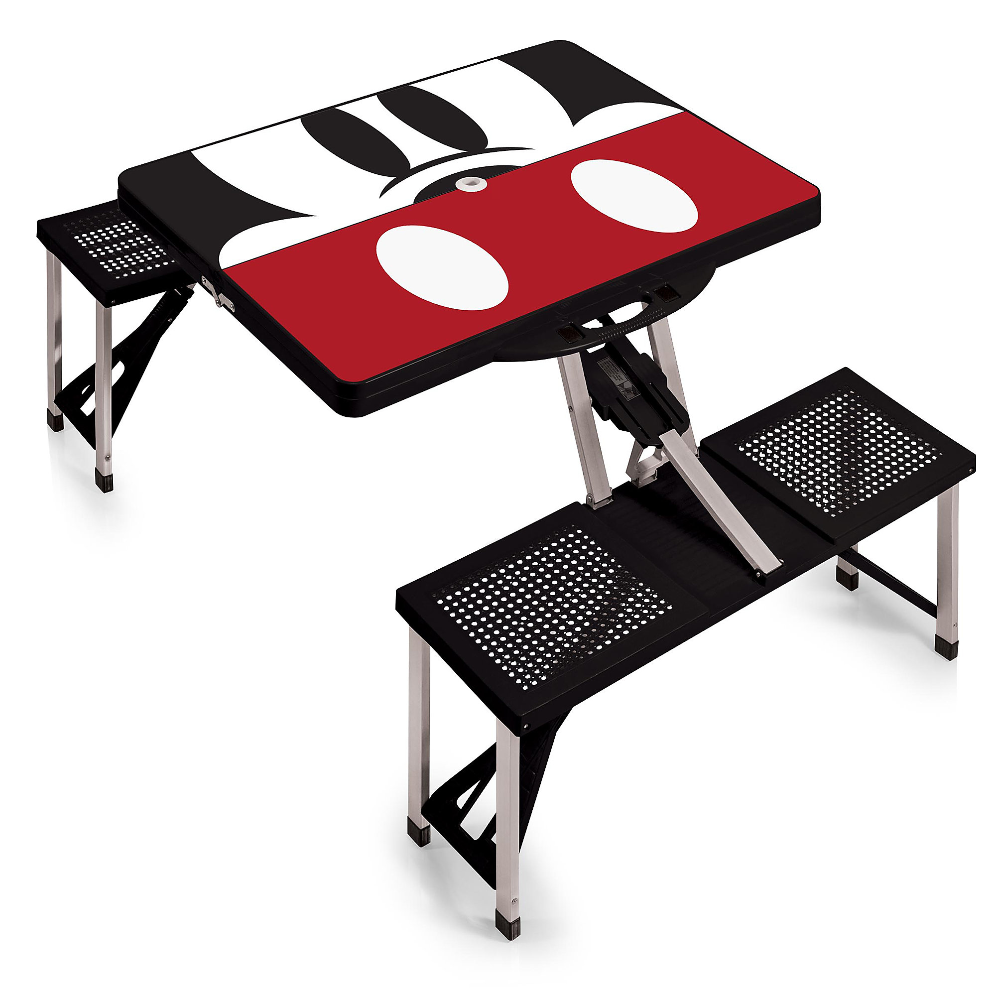 Mickey Mouse Chairs For Toddlers Mickey Mouse Picnic Table With Seats