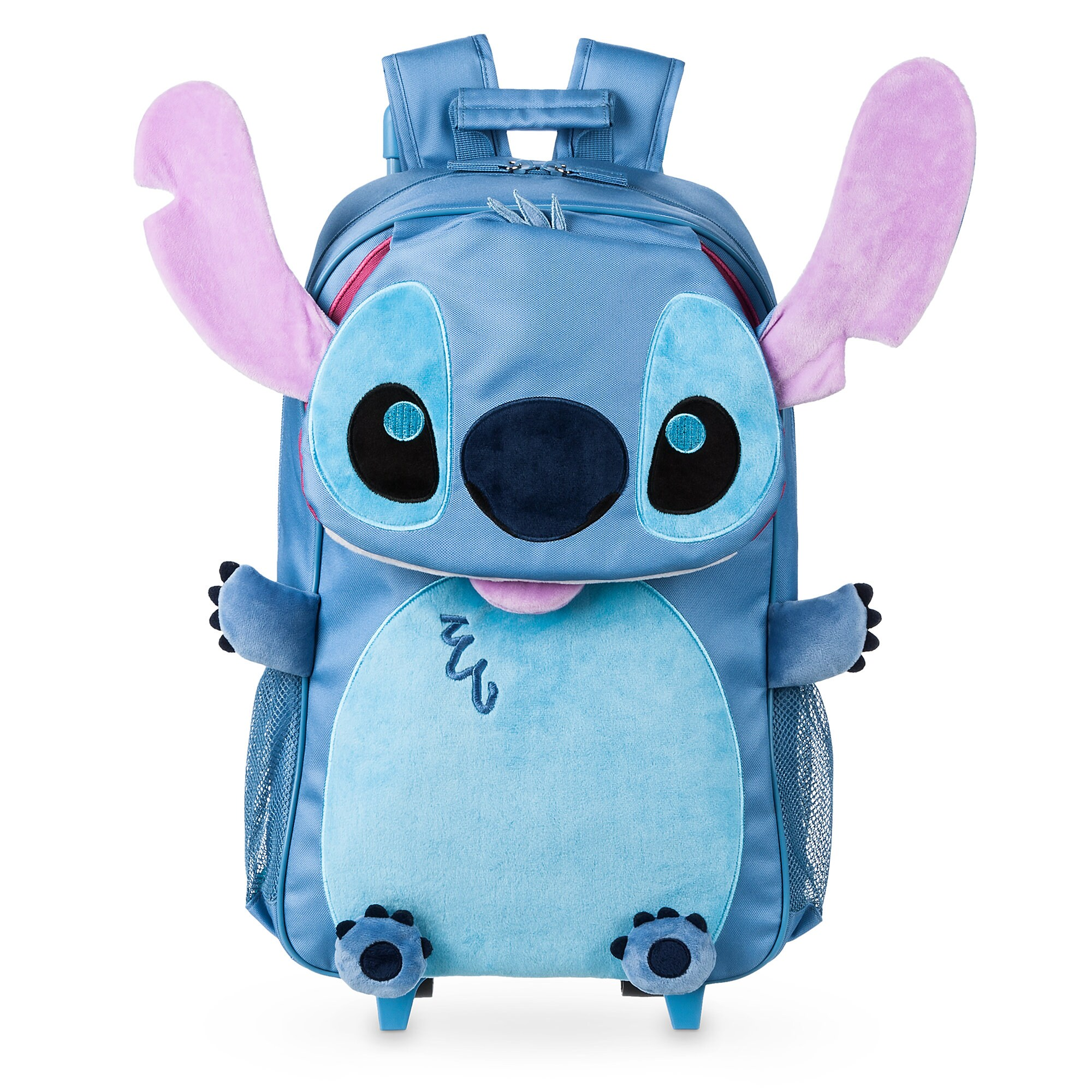 Stitch Rolling Backpack  Personalizable  shopDisney