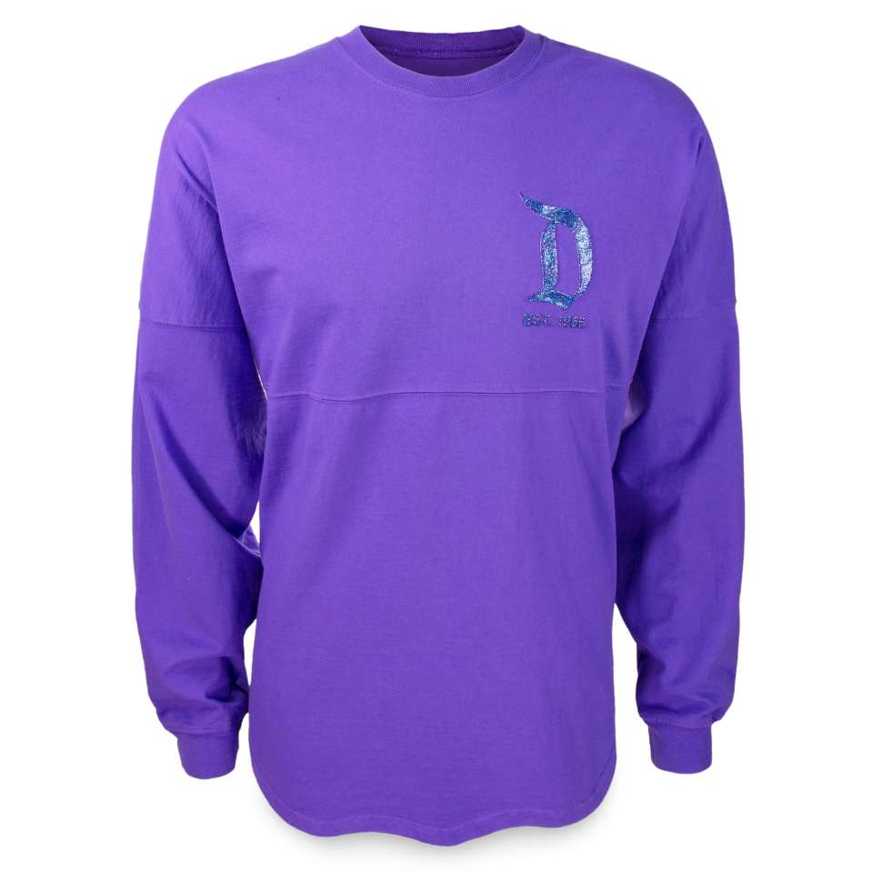 Product Image of Disneyland Spirit Jersey for Adults - Potion Purple # 1