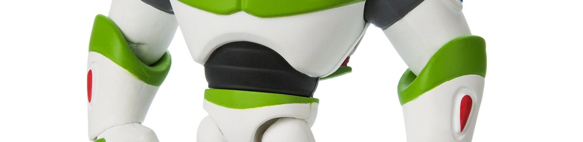 Product Image of Buzz Lightyear Action Figure - PIXAR Toybox # 1