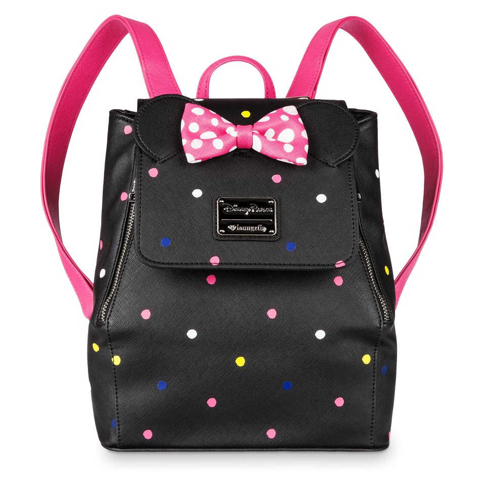 Product Image of Minnie Mouse Mini Backpack by Loungefly # 1