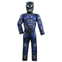 Black Panther Light-Up Costume for Kids | shopDisney
