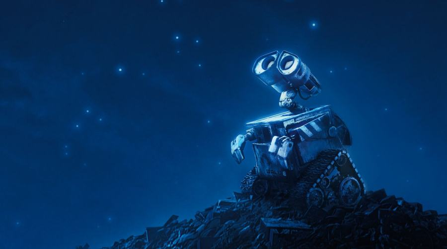 Disney Wall-E Astronomy Day