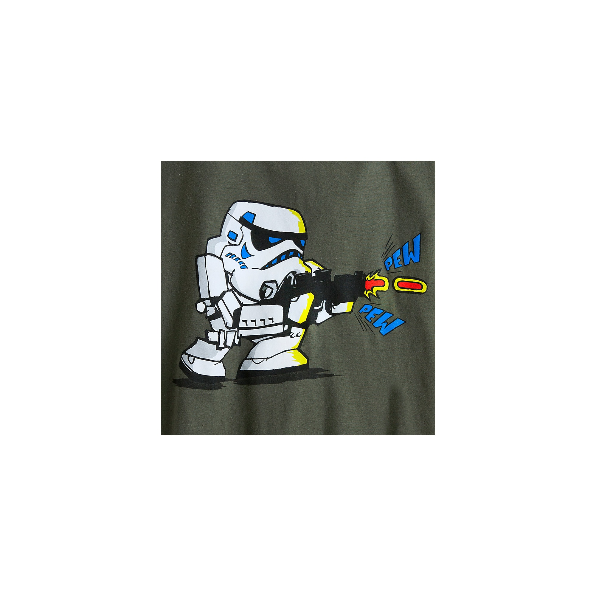Product image of stormtrooper tee for adults star wars also shopdisney rh