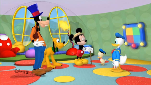 Donald Jr Mickey Mouse Clubhouse Disney Australia