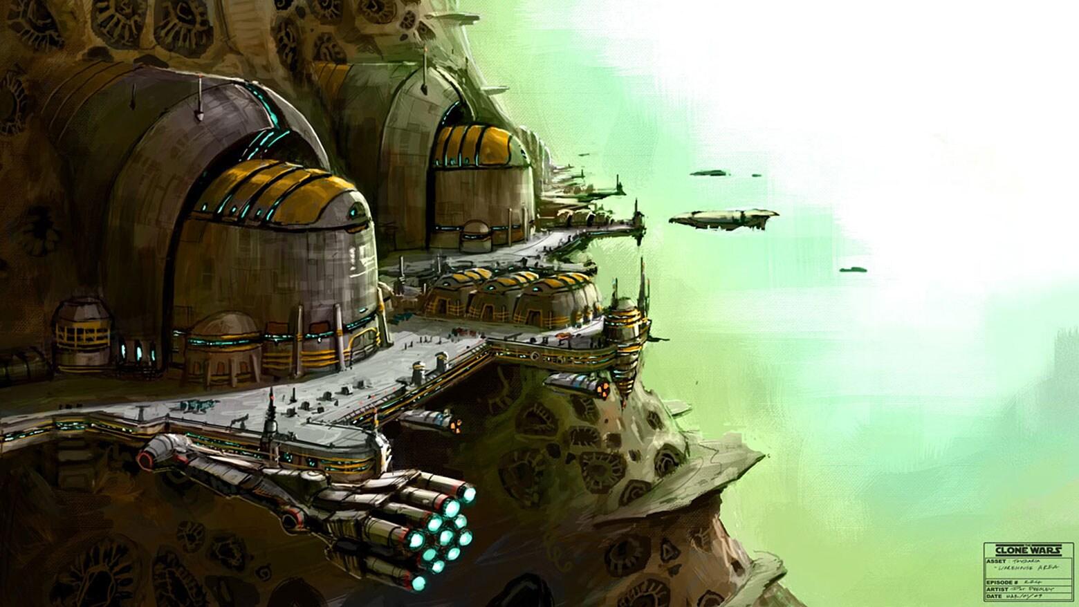 Star Wars Concept Art Gallery