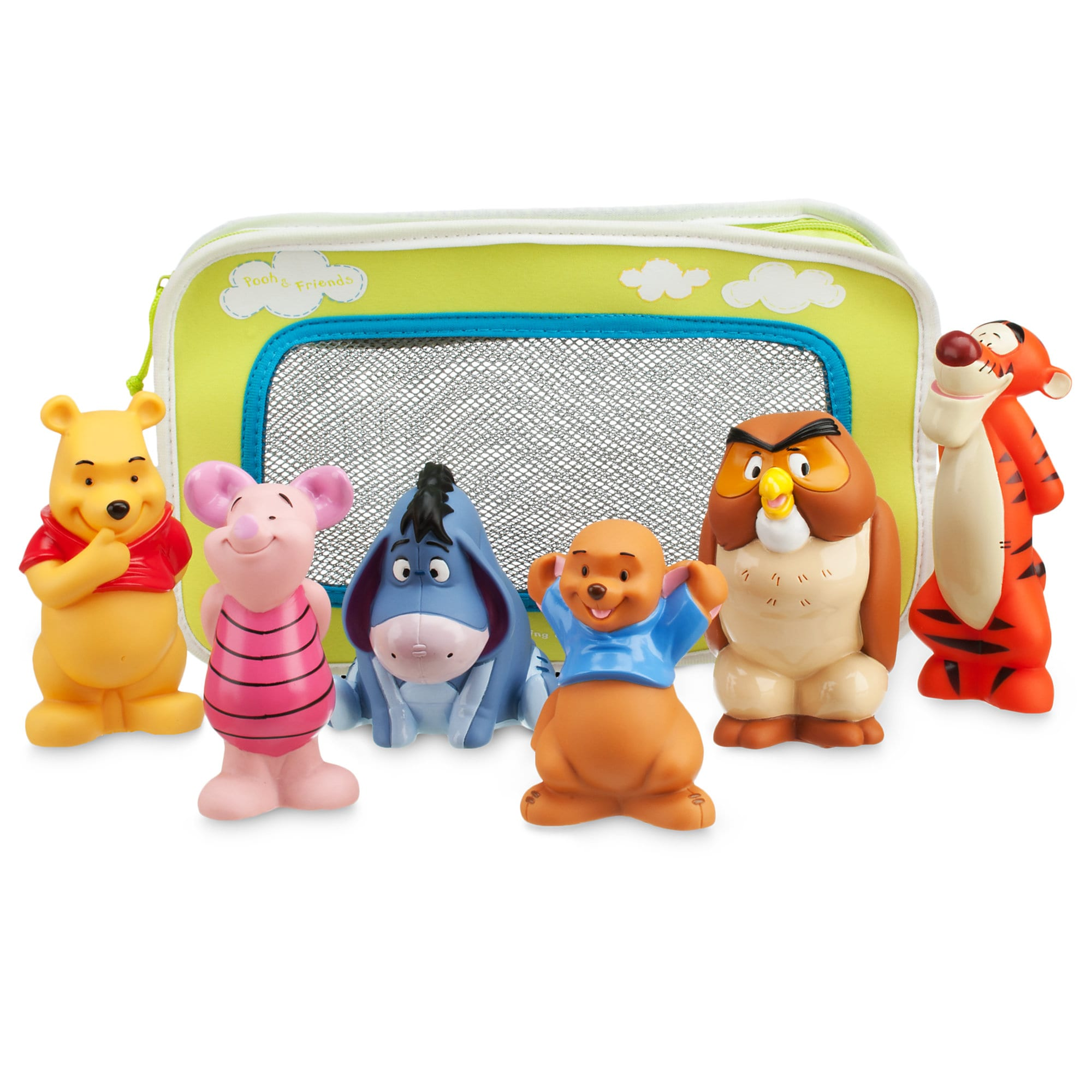 Nemo Bathroom Set Winnie The Pooh And Pals Bath Toy Set For Baby