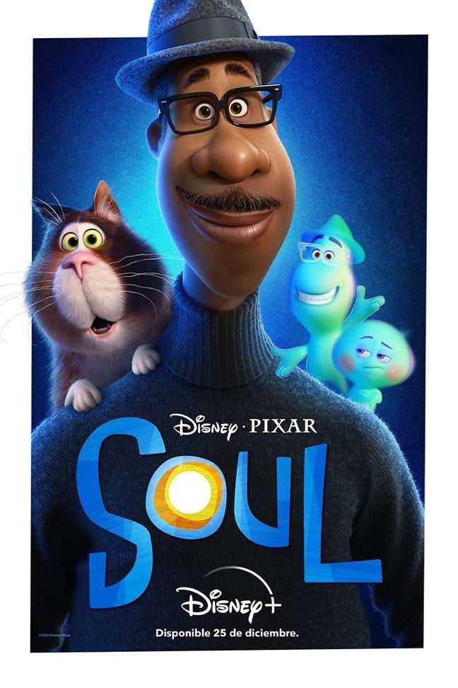 Soul - Tráiler & Fecha de estreno | Disney