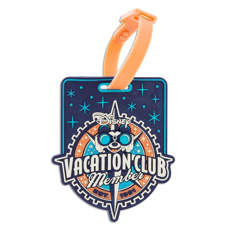 Fascinating Disney Vacation Club Luggage Tag Disney Vacation Club