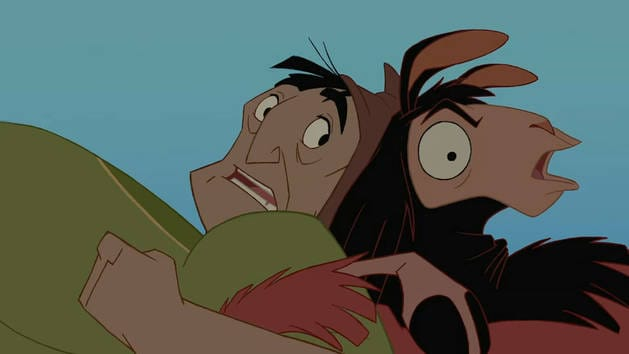 Escape From Ravine Clip The Emperors New Groove