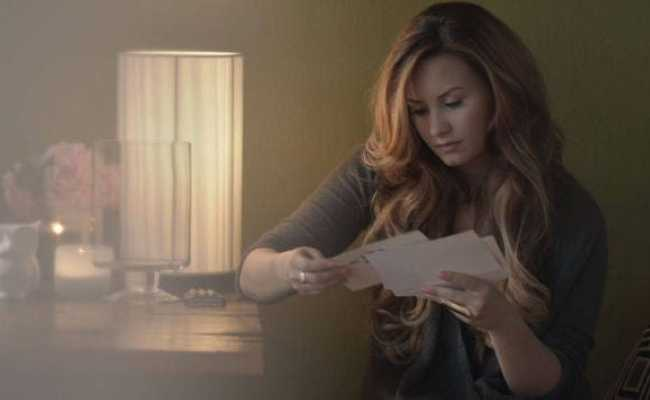 Give Your Heart A Break Official Music Video Demi