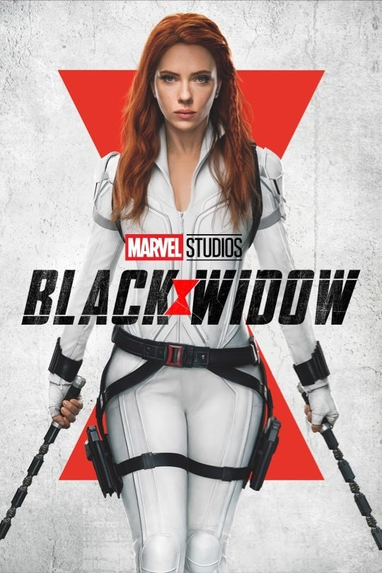 Black Widow - In Cinemas and on Disney+ with Premier Access   Disney