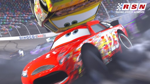 Pixel Car Racer Wallpaper Best Piston Cup Wipeouts Racing Sports Network By Disney