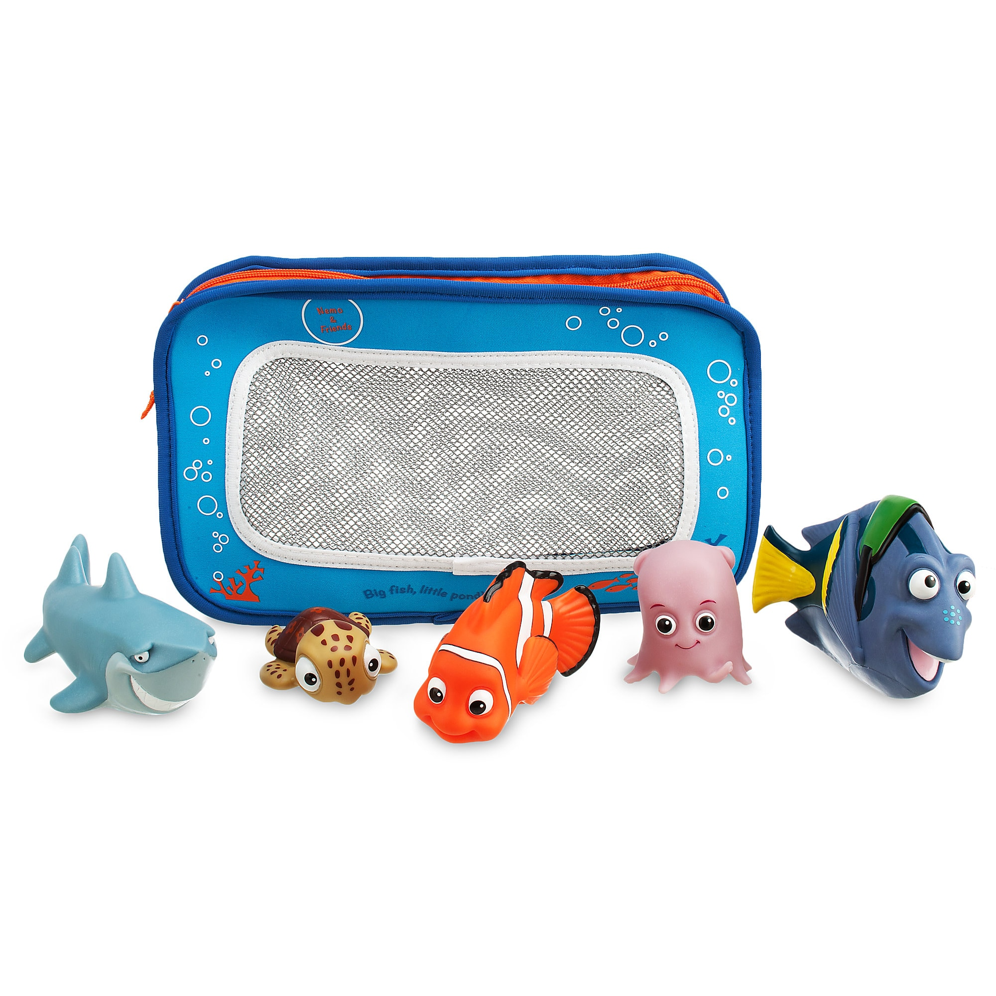 Nemo Bathroom Set Finding Nemo Bath Toys For Baby