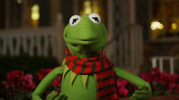 Kermit Wishes You A Happy New Year Disney Video