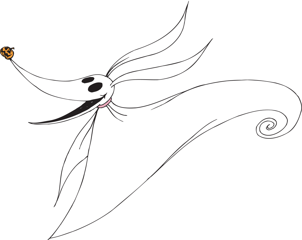 nightmare before christma clipart [ 1153 x 916 Pixel ]