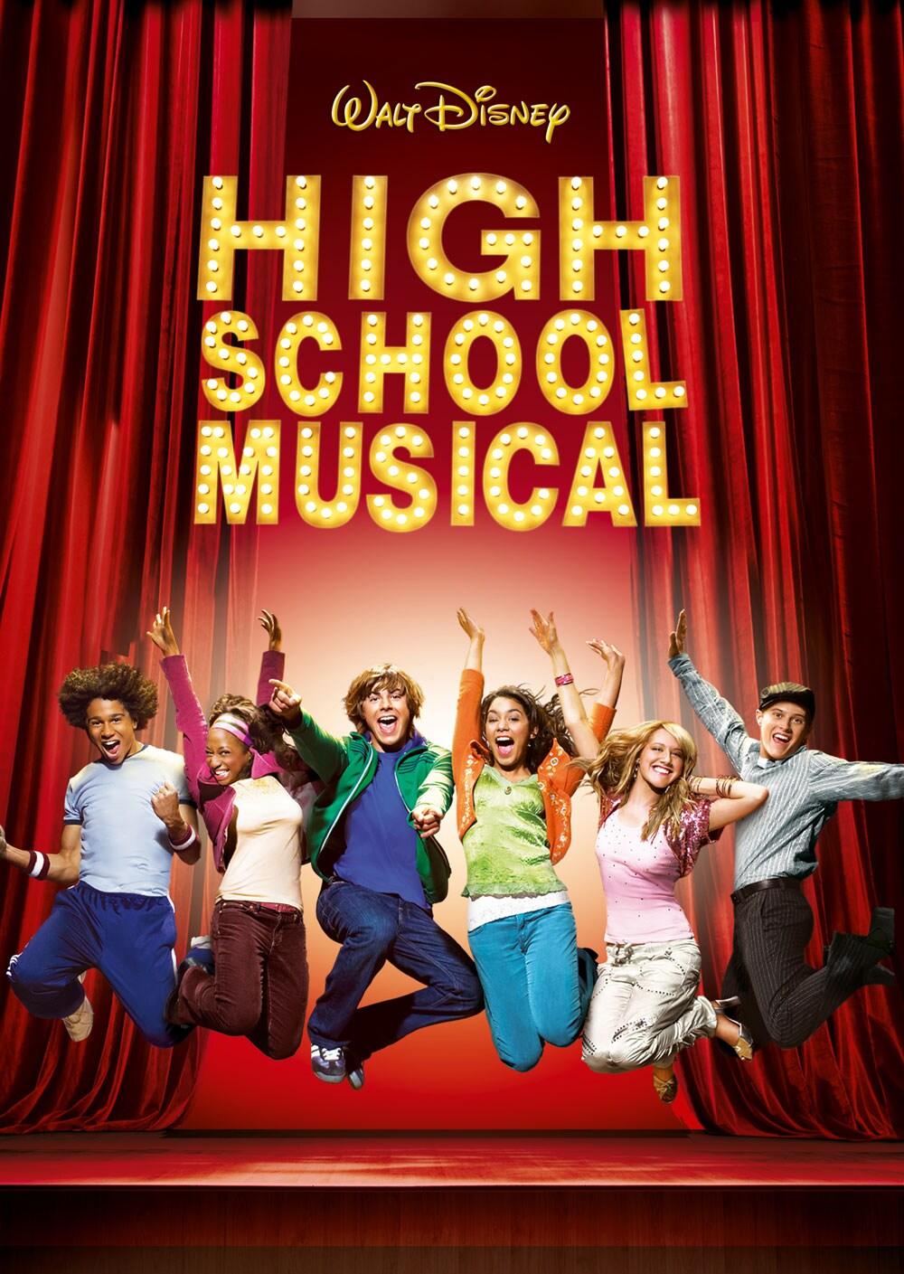 High School Musical Movie Review - Common Sense Media