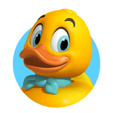 Image result for lucky duck