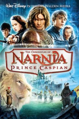 the chronicles of narnia: prince caspian - DVD Image