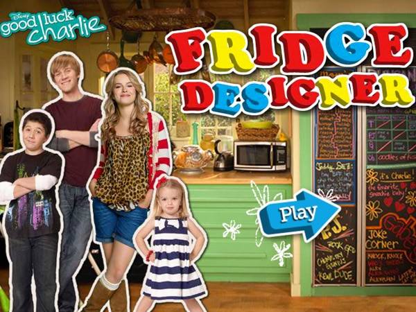 Good Luck Charlie Games Disney Channel Singapore