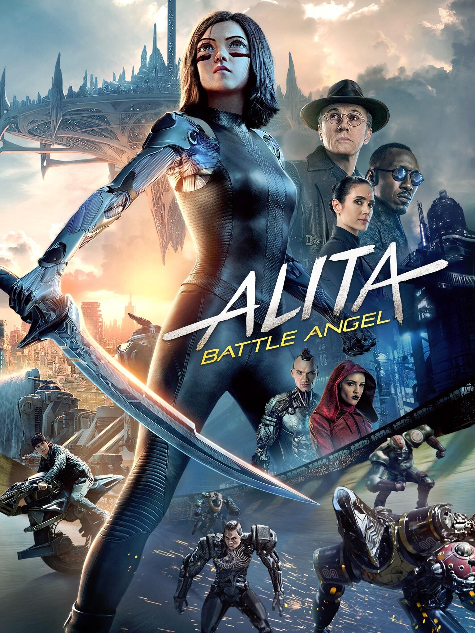 alita battle angel 20th century