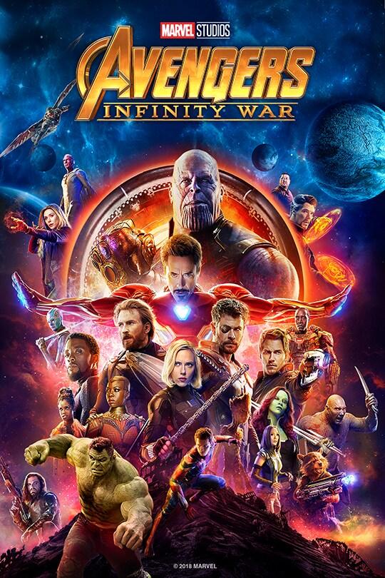 Nonton Avenger Infinity War : nonton, avenger, infinity, Avengers:, Infinity, Disney, Movies