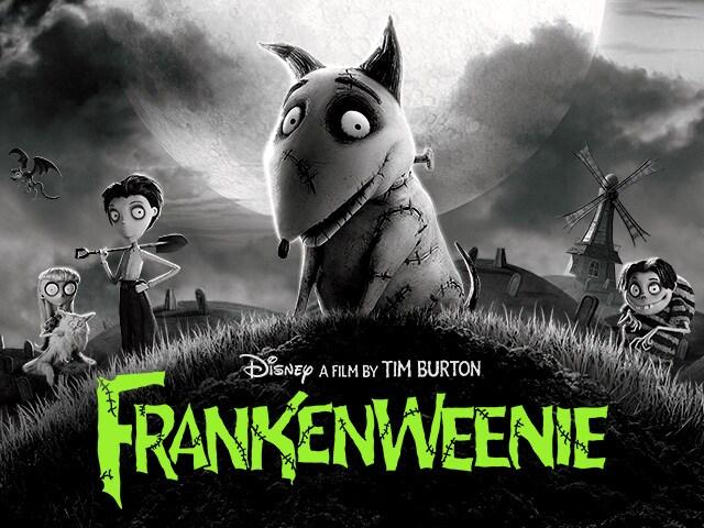 Resultado de imagen de Frankenweenie