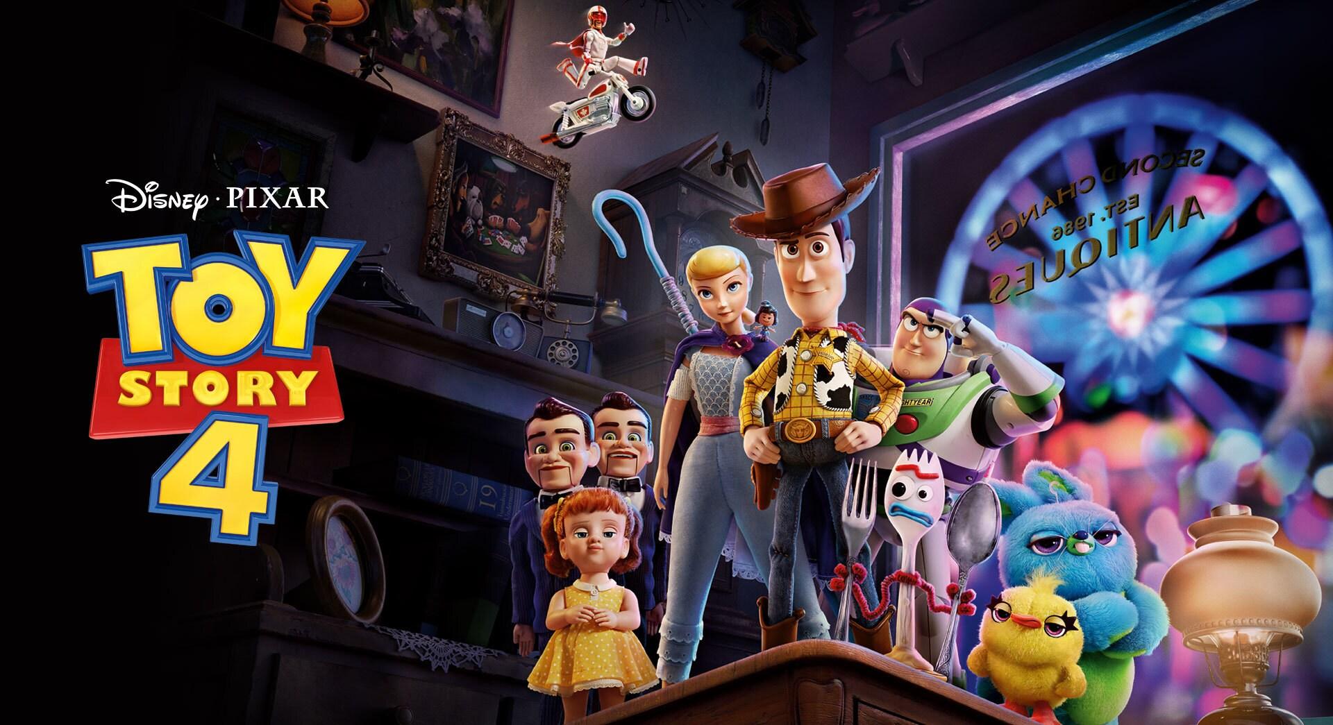 Toy Story 4 Disney Movies Philippines