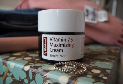 wishtrend, wishtrend review, korean skincare, what to buy, by wishtrend, Vitamin 75 Maximizing cream