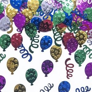 balloner bordkonfetti