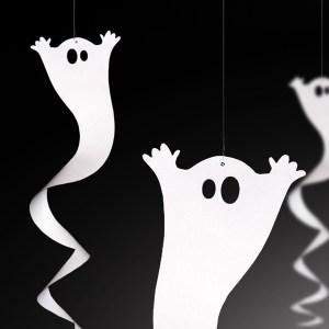 Spøgelse loftsdekoration