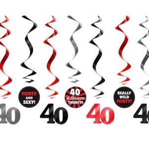 40 år swirls