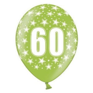 Ballon 60 år
