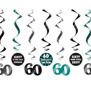 60 års swirls