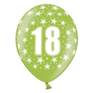 Ballon 18 års Fødselsdag