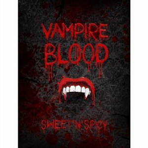 Vampire Blood label