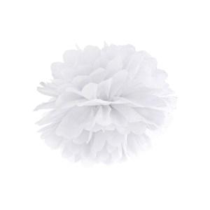 Hvid Pom Pom