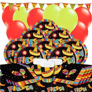 Mexicansk festpakke